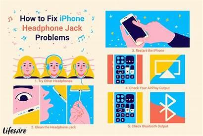 Jack Fix Headphone Iphone Lifewire Behance Problems