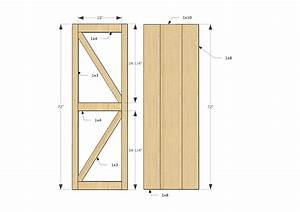 Ana White Sliding Door Cabinet for TV - DIY Projects