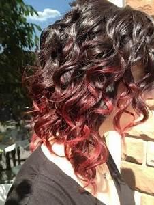 Ombré Hair Rouge : ombr hair rouge coiffure et coloration forum beaut ~ Melissatoandfro.com Idées de Décoration