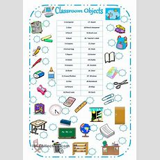 Classroom Objects School,education\образование