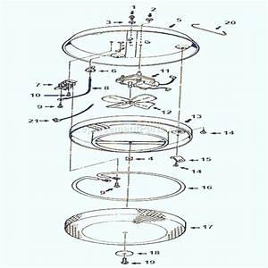 Broan 157 Parts List And Diagram   Ereplacementparts Com