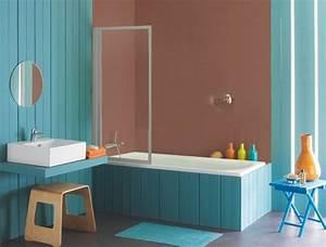 ambiances salle de bain trouver des idees de decoration With salle de bain style bord de mer