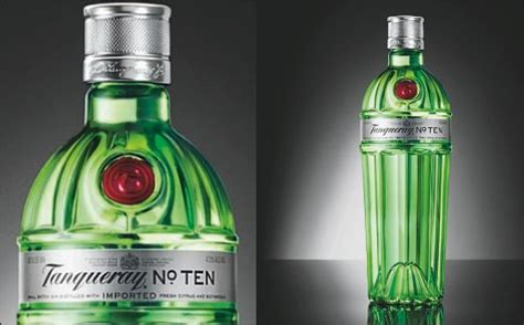 tanqueray  ten redesigned  design bridge