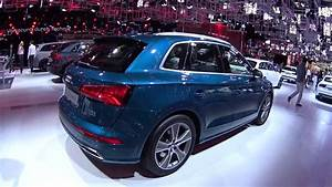 Avis Audi Q5 : 2017 audi q5 1er avis au mondial de paris maxreportage youtube ~ Melissatoandfro.com Idées de Décoration