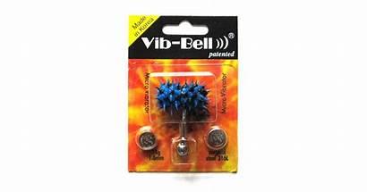 Vibrant Piercing Vibrante Vib Biocompatible Bell
