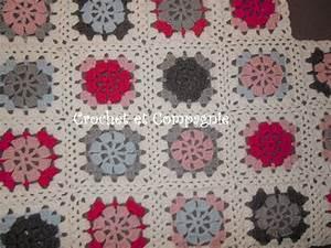 Couverture De Déménagement A Vendre : d but de couverture style vintage vendre crochet ~ Edinachiropracticcenter.com Idées de Décoration