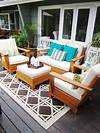 MY HOLLYWOOD HILLS DECK MAKEOVER - PART 1 - BEFORE & AFTER outdoor living patio furniture