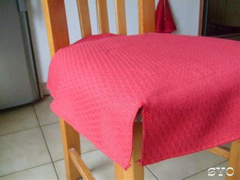 dessus de chaises tuto couture galette de chaise 10