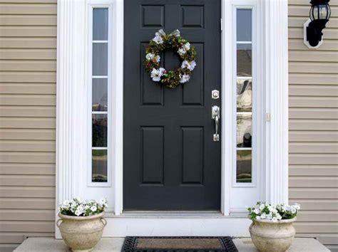 Images Of Black Fiberglass Front Door