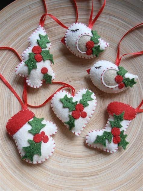 86 Best Crafts Felt Christmas Ornaments! Images On