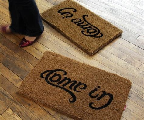 come in get out doormat awesome gadgets you may missed since past week