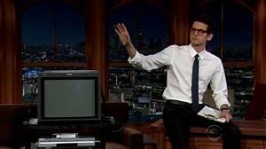 Watch Substitute Talk Show Host John Mayer Interview Katy ...