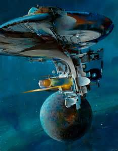 John Berkey Space Station Art