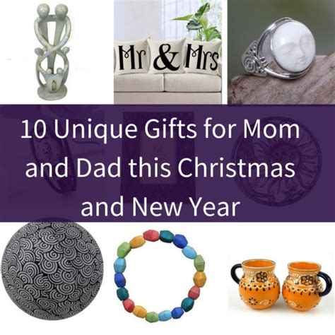 10 unique gifts for mom and dad this christmas and new year