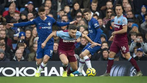 West Ham vs Chelsea Preview: How to Watch on TV, Live ...