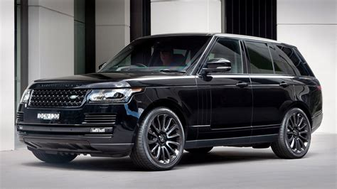 range rover vogue se black design pack au