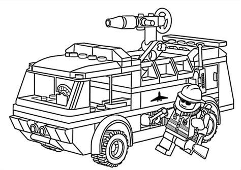feuerwehr ausmalen  ausmalbilder feuerwehr ausmalen