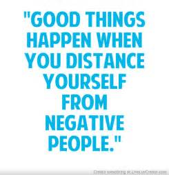 Avoid Negative People Quote