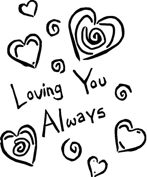 coloring pages   love   bestofcoloringcom