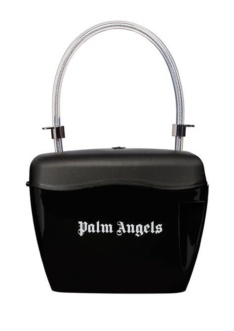 padlock strap bag palm angels