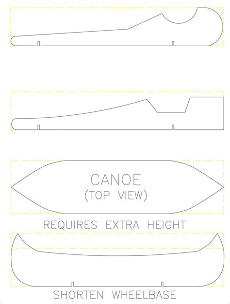 Templates For Pinewood Derby Cars Free by Free Pinewood Derby Templates Madinbelgrade