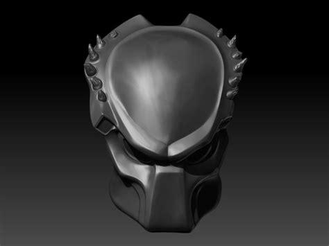 printable model  wolf predator mask fanmade
