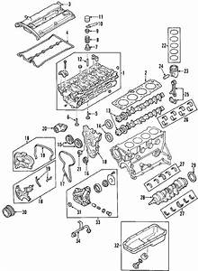 2008 Chevy Aveo Engine Parts Diagram