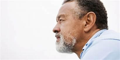 Person Pensive Fear Death Older Positive