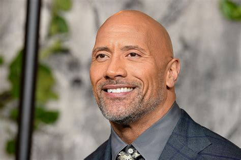 dwayne  rock johnson opens    battle