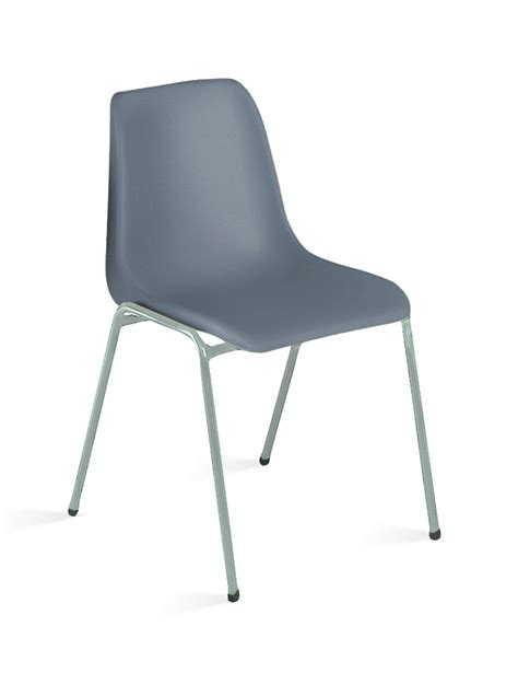 chaise coque plastique chaise coque