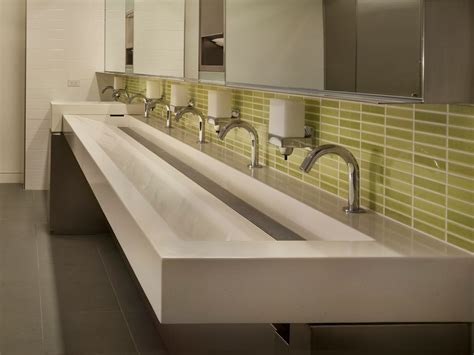 Cheap Kitchen Design Ideas - commercial stainless steel trough sinks designs ideas and decors choosing the best trough sinks