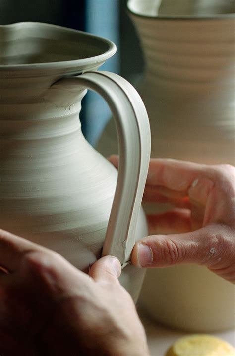 learn  pull  handle   pottery