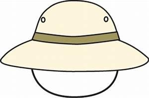 Safari Hat Clip Art - Safari Hat Image