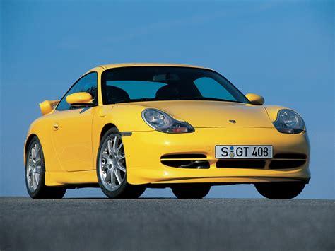 Porsche 911 Gt3 (996) Specs & Photos