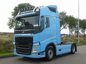 Volvo Fh 460 Euro 6 Manual Tractor Unit From Netherlands