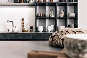 Günstige Küchen Berlin : concrete a modern living leicht k chen berlin ~ Watch28wear.com Haus und Dekorationen