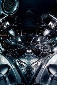 Futuristic machine wallpaper - HD Wallpapers