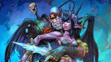 Midrange Demon Warlock  Hexenmeisterdeck [legende