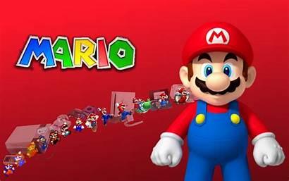 Mario Wallpapers Bros Super Evolution Desktop