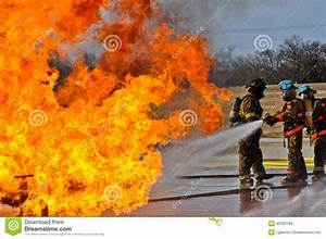 Valve On Fire With High Flames Stock Photo - Image: 40335789