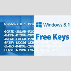 Windows 81 Free Key 100% Working [professionalenterprise]  Install Windows 81 Youtube