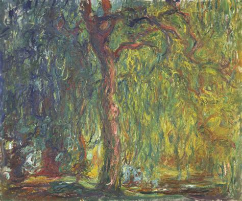 Olive Garden Wiki by File Claude Monet Weeping Willow Google Art Project