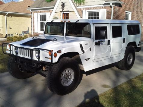 how does cars work 1997 hummer h1 spare parts catalogs sell used 1997 hummer h1 wagon in turner michigan united states for us 18 200 00