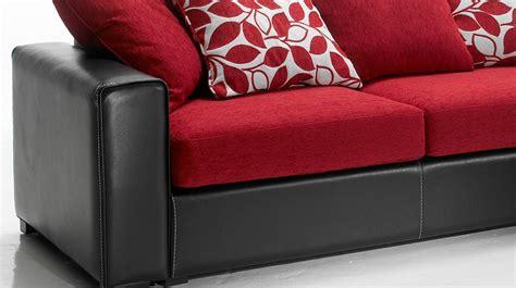 canapé noir tissu canapé d 39 angle tissu et noir pas cher canapé tissu