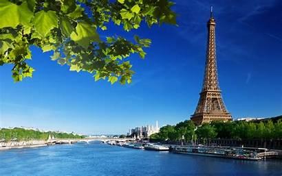 Paris Wallpapers Tower Eiffel River Seine Mobile