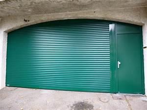 isofrance fenetres grenoble alp iso renov With porte de garage enroulable avec portes de services pvc