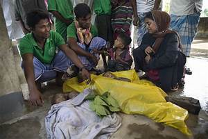 Rohingya refugees drown as boat sinks on way from Myanmar ...