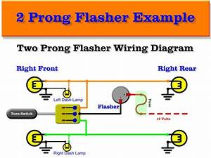 Led Turn Signal Flasher Wiring Diagram