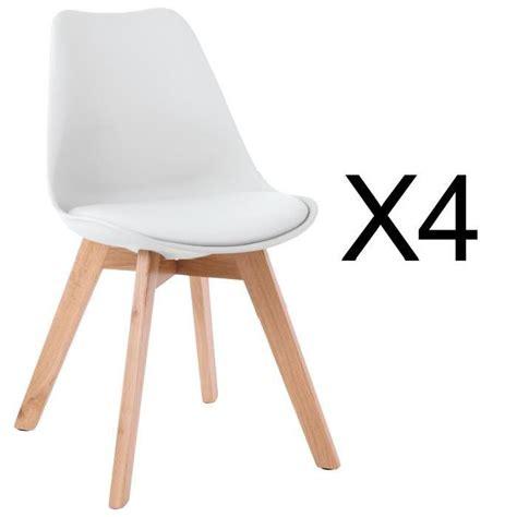 chaise scandinave avec coussin achat vente chaise