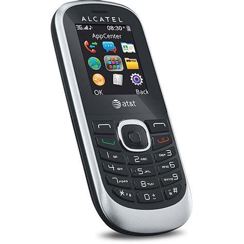 att track phone at t alcatel phone 510a pre paid walmart